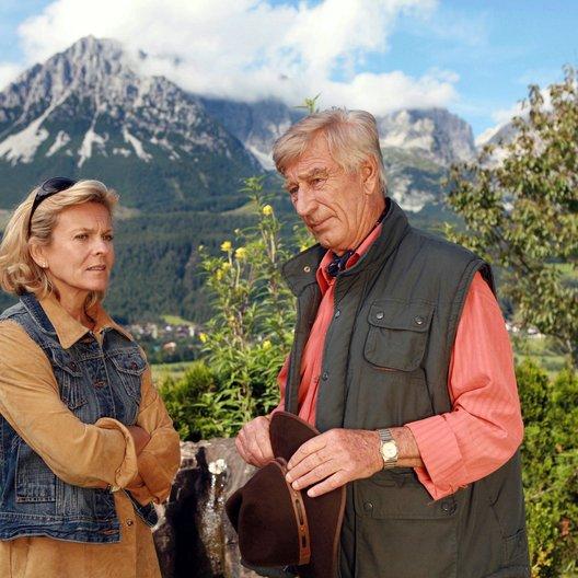 Ruf der Berge: Schatten der Vergangenheit, Der (ARD) / Andrea L'Arronge / Siegfried Rauch Poster