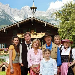 Ruf der Berge: Schatten der Vergangenheit, Der (ARD) / Annalena Duken / Maximilian Krückl / Andrea L'Arronge / Ronja Forcher / Siegfried Rauch / Enzi Fuchs Poster