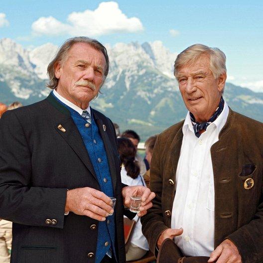 Ruf der Berge: Schatten der Vergangenheit, Der (ARD) / Franz Buchrieser / Siegfried Rauch Poster
