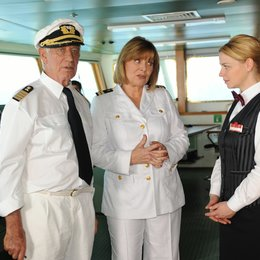 Traumschiff: Bora Bora, Das (ZDF / ORF) / Theresa Scholze / Siegfried Rauch Poster