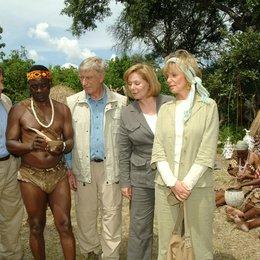 Traumschiff: Botswana, Das (ZDF / ORF) / Elmar Wepper / Siegfried Rauch / Heide Keller / Ulrike Kriener Poster