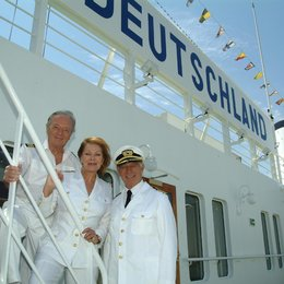 Traumschiff: Botswana, Das (ZDF / ORF) / Horst Naumann / Heide Keller / Siegfried Rauch Poster