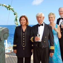Traumschiff: Panama, Das (ZDF / ORF) / Siegfried Rauch / Heide Keller / Inka Bause / Harald Schmidt Poster