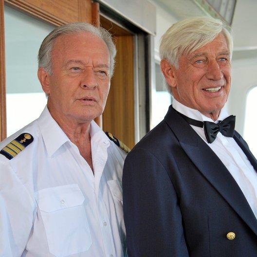 Traumschiff: Panama, Das (ZDF / ORF) / Siegfried Rauch / Horst Naumann Poster
