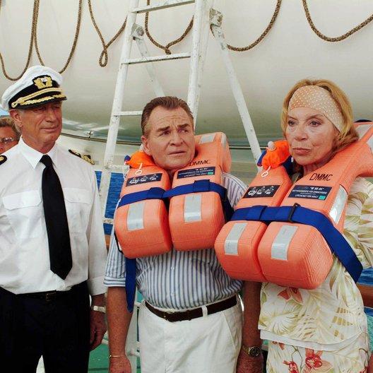 Traumschiff: Samoa, Das (ZDF / ORF) / Evelyn Hamann / Fritz Wepper / Siegfried Rauch Poster