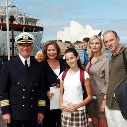 Traumschiff: Samoa, Das (ZDF / ORF) / Nicole Mieth / Götz Schubert / Siegfried Rauch / Heide Keller / Saskia Valencia Poster