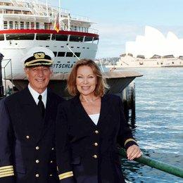 Traumschiff: Samoa, Das (ZDF / ORF) / Siegfried Rauch / Heide Keller Poster