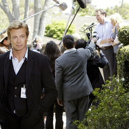 Mentalist (1. Staffel), The / Simon Baker Poster