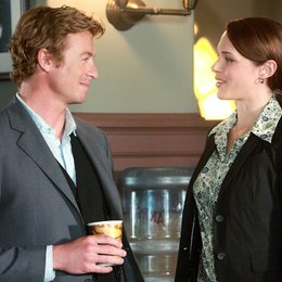 Mentalist (1. Staffel), The / Simon Baker / Amanda Righetti Poster