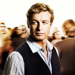 Mentalist, The / Simon Baker Poster