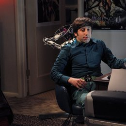 Big Bang Theory - Die komplette vierte Staffel, The / Simon Helberg Poster