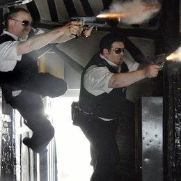 Hot Fuzz - Zwei abgewichste Profis / Hot Fuzz / Simon Pegg / Nick Frost Poster
