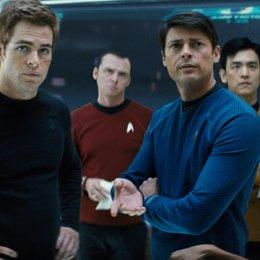 Star Trek XI / Anton Yelchin / Chris Pine / Simon Pegg / Karl Urban / John Cho / Zoe Saldana Poster