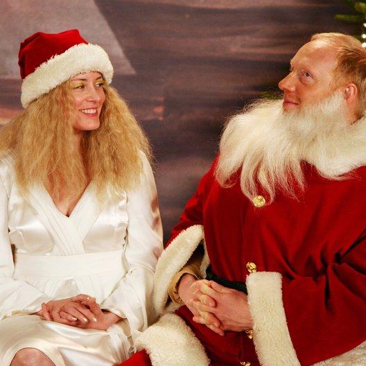Weihnachtsengel küsst man nicht / Simon Schwarz / Silke Bodenbender Poster