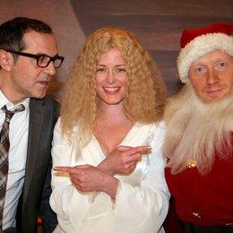Weihnachtsengel küsst man nicht / Simon Schwarz / Silke Bodenbender / Merab Ninidze Poster
