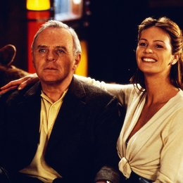 Auf Messers Schneide - Rivalen am Abgrund / Sir Anthony Hopkins / Elle MacPherson Poster