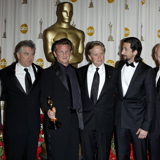 Kingsley, Ben / De Niro, Robert / Penn, Sean / Douglas, Michael / Brody, Adrien / Hopkins, Anthony / Oscar 2009 / 81th Annual Academy Awards