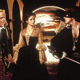 Maske des Zorro, Die / Anthony Hopkins / Catherine Zeta-Jones / Antonio Banderas
