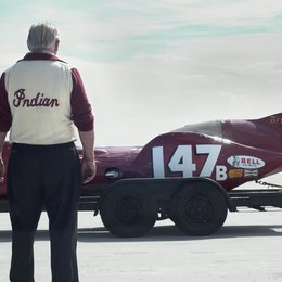 Mit Herz und Hand / Burt Munro / World's Fastest Indian, The / Anthony Hopkins Poster