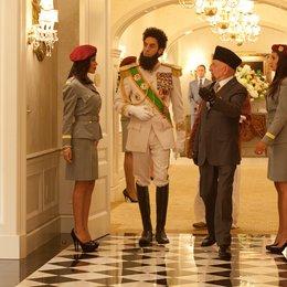 Diktator, Der / Sacha Baron Cohen / Sir Ben Kingsley Poster