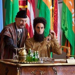 Diktator, Der / Sir Ben Kingsley / Sacha Baron Cohen Poster