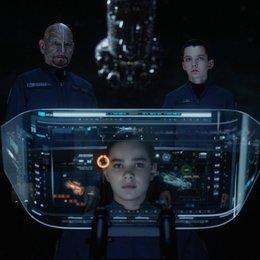 Ender's Game - Das große Spiel / Ender's Game / Sir Ben Kingsley / Asa Butterfield Poster