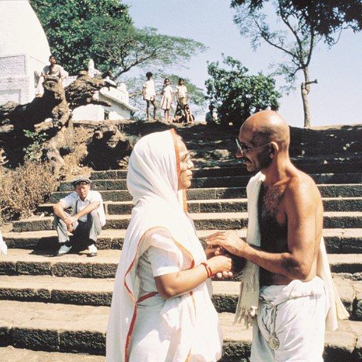 Gandhi / Ben Kingsley Poster