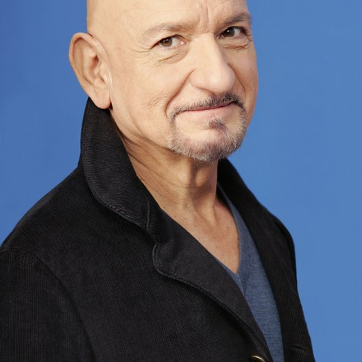 Sir Ben Kingsley Poster