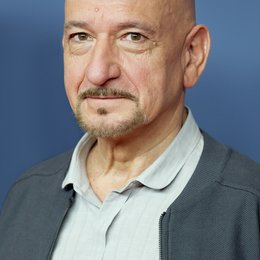 Sir Ben Kingsley / Ender's Game Photocall Poster