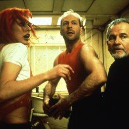 fünfte Element, Das / Bruce Willis / Milla Jovovich / Ian Holm Poster