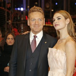 Kenneth Branagh / Lily James / Internationale Filmfestspiele Berlin 2015 / Berlinale 2015 Poster