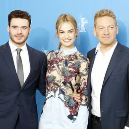Richard Madden, Lily James, Kenneth Branagh / Internationale Filmfestspiele Berlin 2015 / Berlinale 2015 Poster