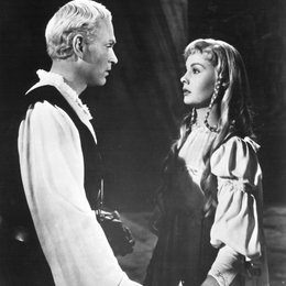 Hamlet / Laurence Olivier / Jean Simmons Poster