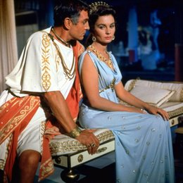 Spartacus / Sir Laurence Olivier / Jean Simmons Poster