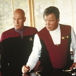 Star Trek - Treffen der Generationen / Patrick Stewart / William Shatner Poster