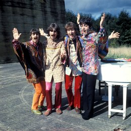 Beatles' Magical Mystery Tour, The / Sir Paul McCartney / John Lennon / George Harrison / Ringo Starr Poster