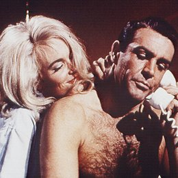 James Bond 007: Goldfinger / Sean Connery / Shirley Eaton Poster