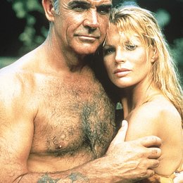 James Bond 007: Sag niemals nie / Sean Connery / Kim Basinger / Never Say Never Again Poster