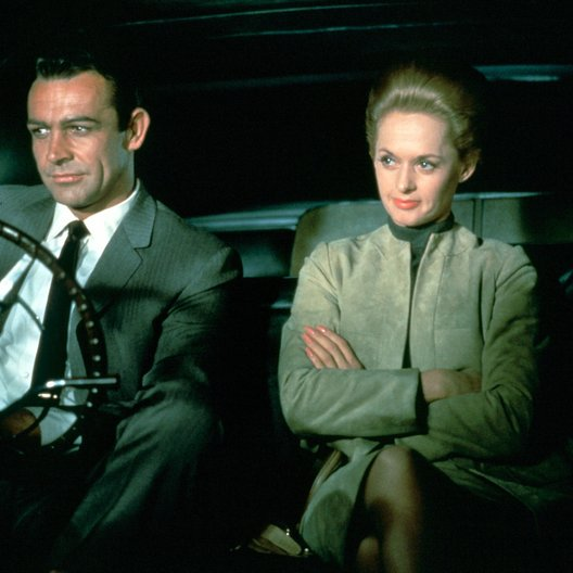 Marnie / Tippi Hedren / Sir Sean Connery