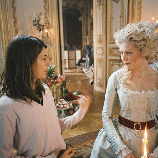 Marie Antoinette / Sofia Coppola / Kirsten Dunst / Set