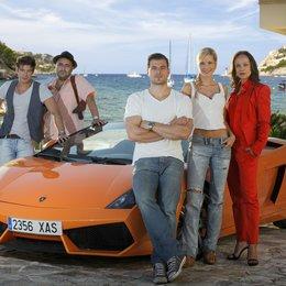 Ballermann - Ein Bulle auf Mallorca, Der (RTL) / Tobias Licht / Sonja Kirchberger / Nina Gnädig / Philipp Danne / Özgür Karadeniz Poster