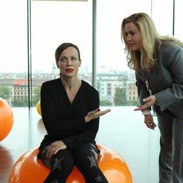 Es kommt noch dicker (Sat.1 / ORF) / Wolke Hegenbarth / Sonja Kirchberger