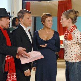 Zürcher Verlobung - Drehbuch zur Liebe, Die / Zürcher Verlobung, Die (ARD) / Armin Rohde / Christoph Waltz / Sonja Kirchberger / Lisa Martinek Poster