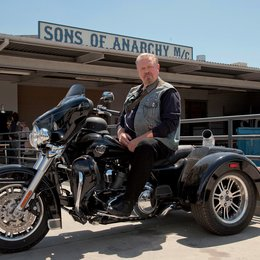 Sons of Anarchy - Season 4 Poster