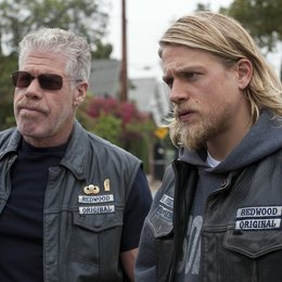 Sons of Anarchy - Staffel 3 Poster