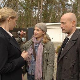 Kriminalist: Totgeschwiegen, Der (ZDF) / Sophie von Kessel / Jytte-Merle Böhrnsen / Christian Berkel Poster