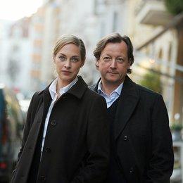 Tochter des Mörders, Die (ZDF) / Sophie von Kessel / Matthias Brandt Poster