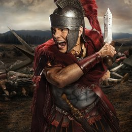 Spartacus: War of the Damned (3. Staffel, 10 Folgen) / Christian Antidormi Poster