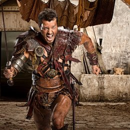 Spartacus: War of the Damned (3. Staffel, 10 Folgen) / Dan Feuerriegel Poster