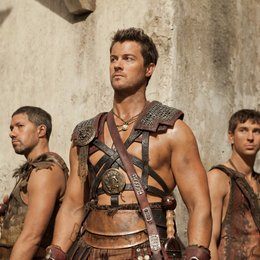 Spartacus: War of the Damned (3. Staffel, 10 Folgen) / Liam McIntyre Poster